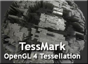 TessMark - OpenGL 4 Benchmark - GPU Tessellation