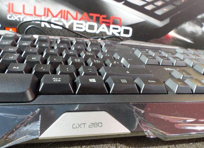 Clavier pour Gamers: Trust GXT 280