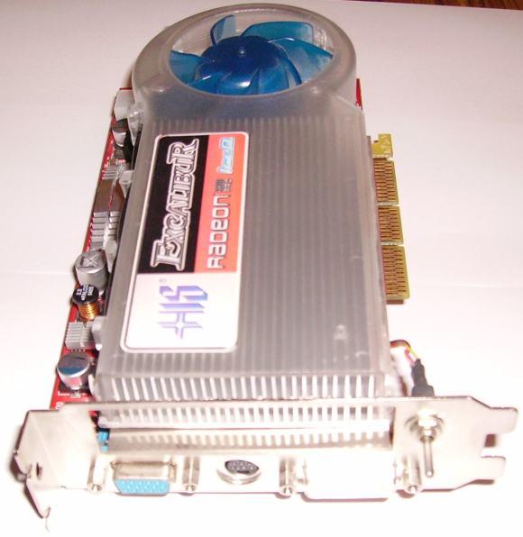 HIS ATI Radeon 9800 Pro