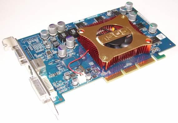 nVidia Geforce 5700