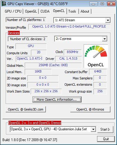 opengl 1.3 gratuit
