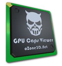 GPU Caps Viewer logo