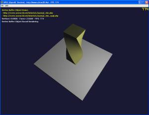 oZone3D Net Tutorials - OpenGL and Direct3D - C++ 3D