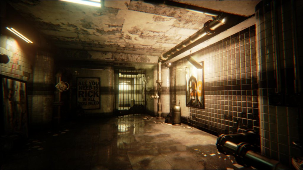 Unreal Engine 4 - reflections demo (Direct3D 11)