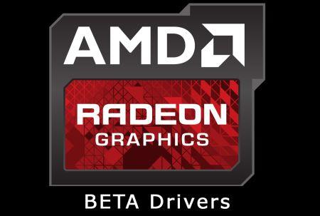 AMD beta graphics drivers