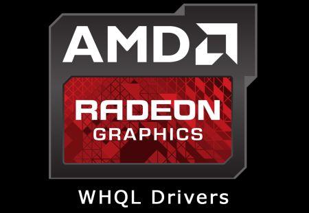 AMD WHQL graphics drivers
