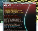GL-Z 0.2.0 - OpenGL information utility
