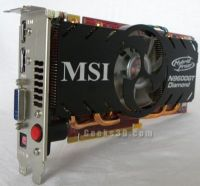 MSI GeForce 9600 GT Diamond Tested