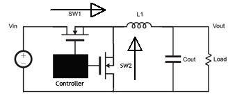 Basic buck converter - VRM