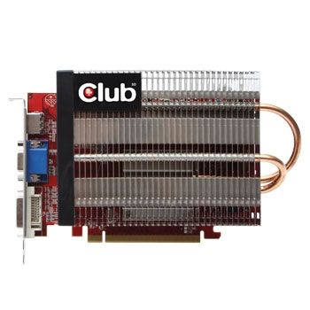 Club3D Radeon HD 5550 Noiseless Edition
