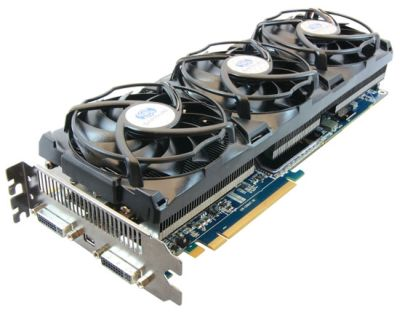 Sapphire Radeon HD 5970 Toxic 4GB