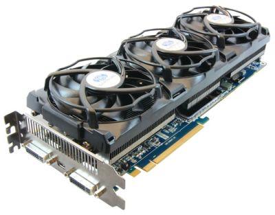 Sapphire Radeon HD 5970 Toxic 4GB