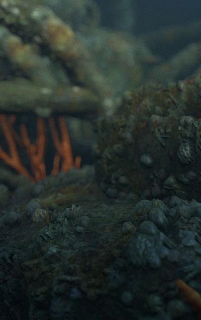 3DMark11 - Deep sea - tessellation