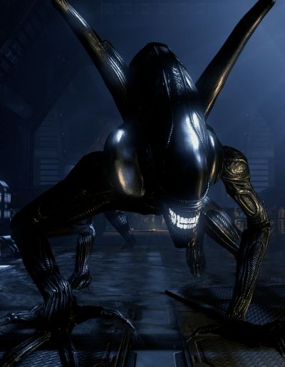 Aliens vs Predator, Direct3D 11 benchmark