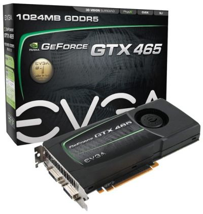 EVGA GTX 465
