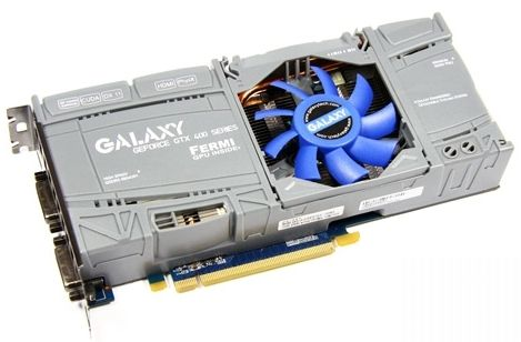 Galaxy GeForce GTX 470