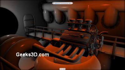 GluxMark2 - OpenGL benchmark