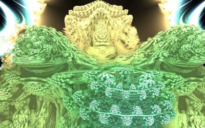 Mandelkern: Direct3D Mandelbulb in 1k