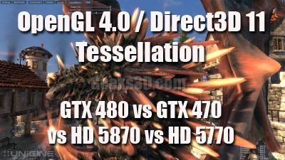 OpenGL 4.0 tessellation - GTX 480 vs HD 5870