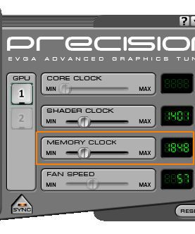 EVGA Precision