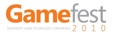 Microsoft GameFest 2010