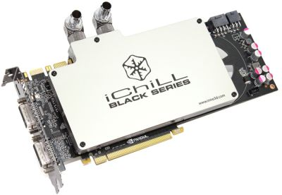 Inno3D 's new GeForce GTX 480 is equipped with a water cooling block ...