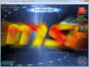 MSI Kombustor D3D10