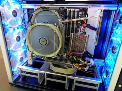 Thermalright - new VGA cooler for Fermi cards