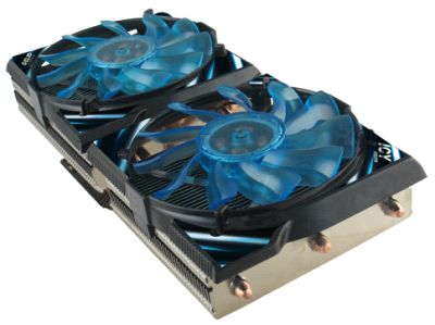 Gelid Solutions's ICY VISION VGA Cooler