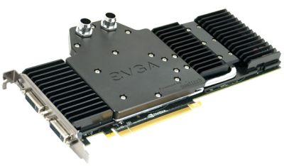 EVGA GTX 480 Hydro Copper FTW
