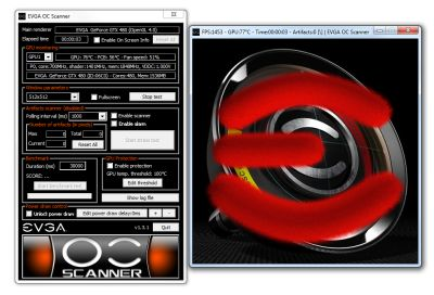 EVGA OC Scanner 1.3.1
