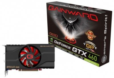 Gainward GTX 460 1024MB