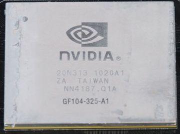 NVIDIA GF104 GPU
