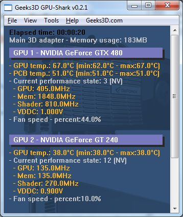 GPU Shark 0.2.1