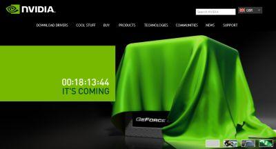 GTX 460 countdown