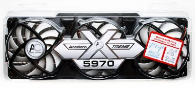 Arctic Cooling Accelero XTREME 5970 VGA Cooler