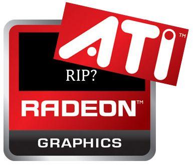 ATI logo bye bye!