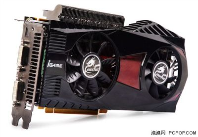 Colorful iGame GTX 460