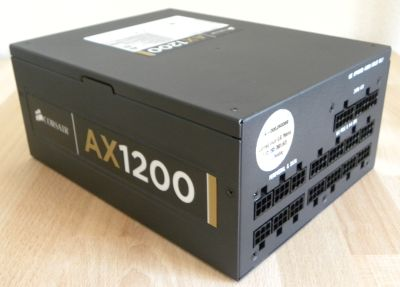 Corsair AX1200 power supply unit