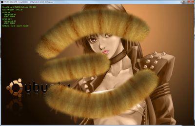 EVGA OC Scanner - Custom textures