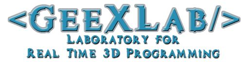 GeeXLab logo
