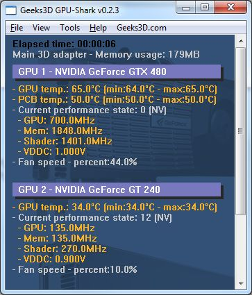 GPU Shark 0.2.3