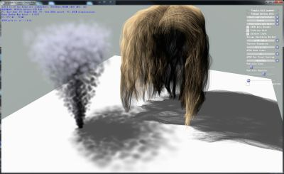 Direct3D 11 - Adaptive Volumetric Shadow Maps