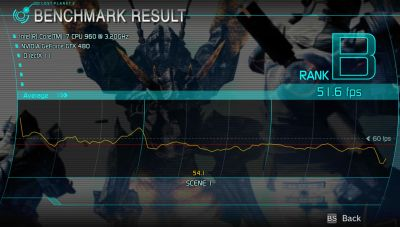Lost Planet 2 DX11 Benchmark - Test B - GeForce GTX 480