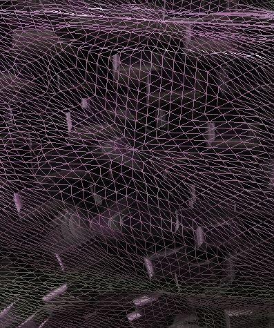 Geeks3D TessMark - Tessellation levels