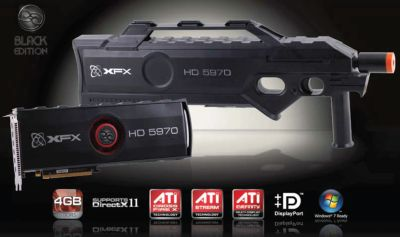 XFX HD 5970 Black Edition
