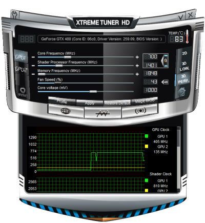 XTREME Tuner HD
