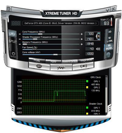 XTREME Tuner HD