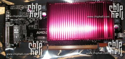 AMD HD 6350 (Caicos PRO)