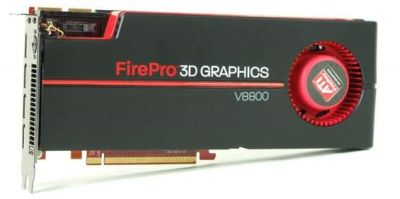 ATI FirePro V8800
